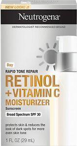 Neutrogena Rapid Tone Repair Moisturizer with sunscreen SPF 30 + Vitamin C