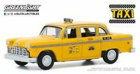 A.S.S NEU GreenLight 1/64 Checker Taxi Cab 1974 Taxi Hollywood Series 29
