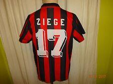"""AC Mailand Original Lotto Heim Trikot 1997/98 """"OPEL"""" + Nr.17 Ziege Gr.M"""