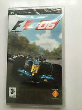 Formule 1 06 F1 pour Sony PSP (neuf et scellé)