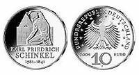 46475] 10 EURO - Karl Friedrich Schinkel - 2006 PP