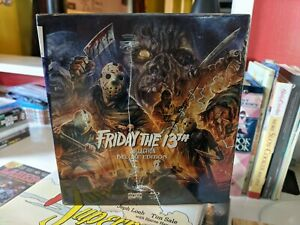 (Blu-ray) FRIDAY THE 13TH Collection (2020, Deluxe Edition Blu-ray Boxed Set)