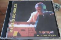 Klaus Schulze Lone Tracks CD