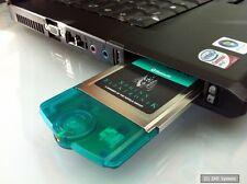 Pico Card - Bluetooth PCMCIA Karte für ältere Notebooks bis Windows XP, NEUWARE