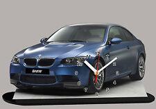 BMW M3 E92 -02, MINIATUR MODELLAUTOS in der Uhr