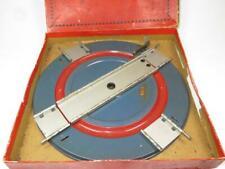 VINTAGE HORNBY O Gauge Turntable in Original Box 1930s