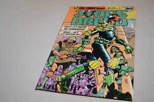 Eagle Comics presents Judge Dredd #14