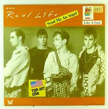 """7"""" Single - Real Life - Send Me An Angel - S1964 - washed & cleaned"""