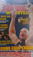 Power Wrestling 12/2005 WWE WWF Wrestling + 2 Poster (Survivor Series, Trish)