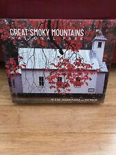 Great SMOKEY MOUNTAINS National Park JIGSAW PUZZLE