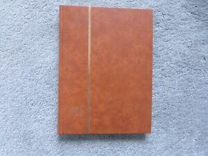 Medium A4 stamp Stock book