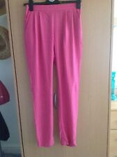 Silk Other Casual Trousers for Women