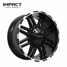 Impact 4 PC Off Road Wheels 18x9