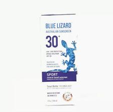 Blue Lizard Australian Mineral-based Sunscreen Spf 30+ 5oz Exp 12/21