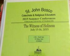 17 CD Set: 2015 Summer Conferences - Franciscan University of Steubenville