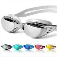 Swimming Goggles Anti-Fog Swim Glasses UV Protection Diving Glasses For Adult