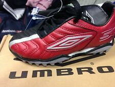 UMBRO  50/50 black astro man made leather size 10 11 12  2 r. uk at £10