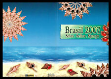 Lot Brazil Complete collection 2007 Package Post Office