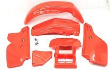 Front Rear Fenders Side Panels Cover Honda XR 250 350 600 R Plastic Kit #A187