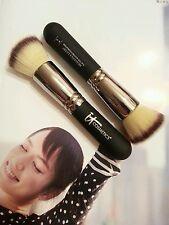 #6 IT Cosmetics Ulta Heavenly Luxe Flat Top Buffing Foundation Kabuki Brush F80