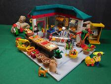 Playmobil Tante-Emma-Laden mit Ladengebäude 7687-A/2004, ohne OVP!