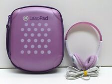 Leapfrog LeapPad 2 - Purple Polka Dot Case & Pink Earphones - Accessory