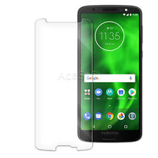1-PACK Motorola Moto G6 XT1925 Tempered Glass Screen Protector Guard Cover Saver