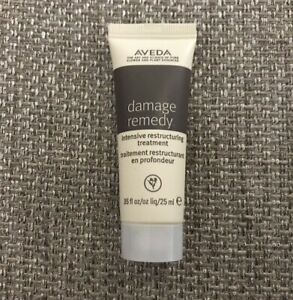 """BN """" AVEDA """" TRAVEL SIZE DAMAGE REMEDY INTENSIVE RESTRUCTURING TREATMENT - 25ML!"""