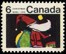 "CANADA 527p - Christmas ""Santa Claus"" W2B Tagging  (pa47877)"