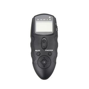 JJC MT-636 Infrared Timer Remote for NIKON D90 D3300 D7100 D800 D800E D700 D7000