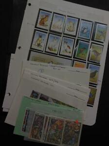 Comoras: Hermoso Colección Todo Muy Fino ,MNH Topicals. Scott Catalog
