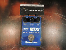 GUYATONE MD-2 MICRO DIGITAL DELAY EFFECTS PEDAL  FREE SHIPPING!!!