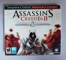 Assassin's Creed I & II: Ultimate Collection Jewel Case (PC, 2011)