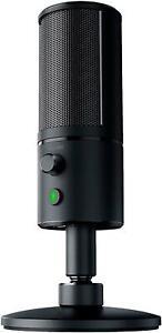 Razer Seiren X RZ19-02290100 USB Streaming Microphone builtin Shock Mount