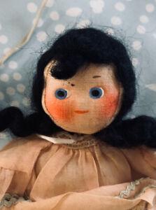 Vintage Googly Doll