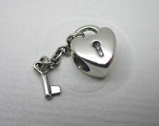 Authentic Pandora #790971 Key to My Heart Bead