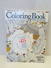 COLORING BOOK CREATIONS A Soul Bird's Journey