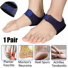 2x Plantar Fasciitis Arch Wrap Support Foot Pain Relief Heel Therapy Socks Brace