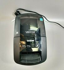 L👀K 🔥 Brother QL-710W Wireless Label Thermal Printer With Cords Tested