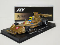 "Slot Car Scalextric Fly A2032 Hesketh 308 #25 G.P.Germania 1975 "" Harald Ertl """