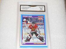 Dominik Hasek GRADED ROOKIE!! Gem Mint 10!! 1991 Score #346 Red Wings HOFer! %2