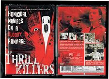 Thrill Killers (Brand New DVD, 2004)
