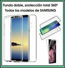 Funda doble TPU Samsung S8 S9 S10 Plus, Note 8 9, j3 j5 j6 j7 A3 A5 A8 S6 S7