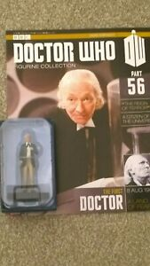 Eaglemoss Doctor Who figurine collection - #56: THE FIRST DOCTOR (reign of ...)