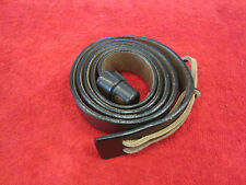 British Enfield Leather Rifle Sling