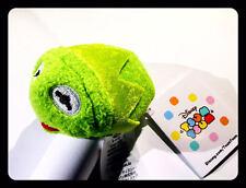 Mini peluche Tsum Tsum Kermit la rana dei Muppet H 5 x L 9 x P 6 cm circa new