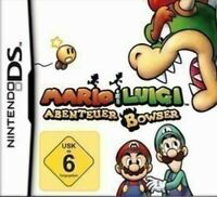 Nintendo DS Mario & Luigi: Abenteuer Bowser / Bowser's Inside StoryDE/EN Modul