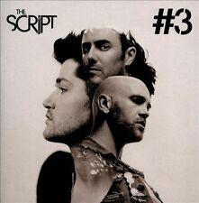#3 [Clean] by The Script (CD, Oct-2012, Epic)