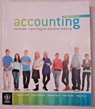 ACCOUNTING Business Reporting for Decision Making 3rd Edition Jacqueline Birt