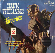 "Hank Williams - Hank Williams Favourites Vol.2 (7 7"" Vinyl Schallplatte - 39829"